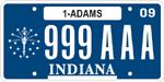 License plate design #3