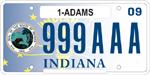 License plate design #4