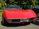 8.  The Corvette Stingray.  Or any other car, truck, or motorcycle you're drooling after.