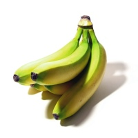 Resized bananas