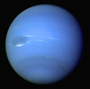 *WHOOOOSSHH* That's the sound effect I imagine for the Great Dark Spot as it zips across the face of Neptune.